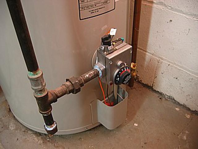 Anatomía de un Calentador de Agua a Gas - GHG Plumbing