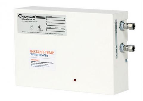 Calentador de Agua - CHRONOMITE Serie R