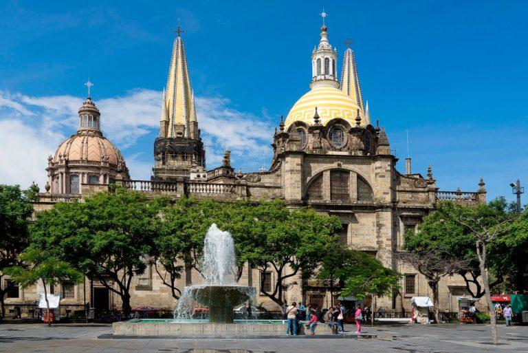 5 Ciudades Sustentables de México - GHG Plumbing